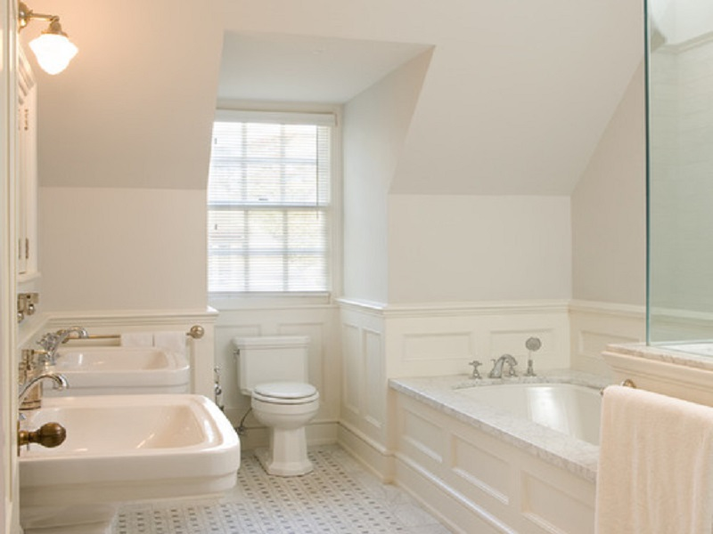 Installation of Bathtubs (5 Feet Alcove Style)